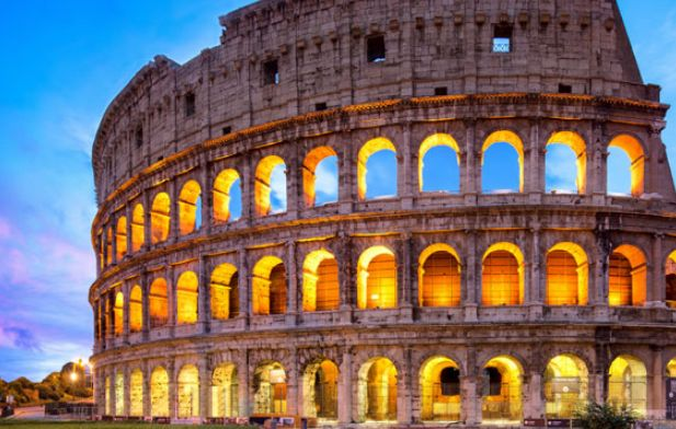 意大利最著名的景点,古罗马斗兽场,你去过吗?