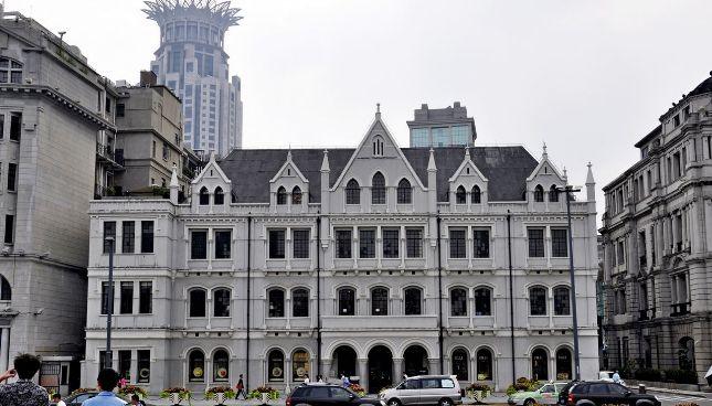 这里的建筑中西合璧风格各异,景色无与伦比,网友:壮观
