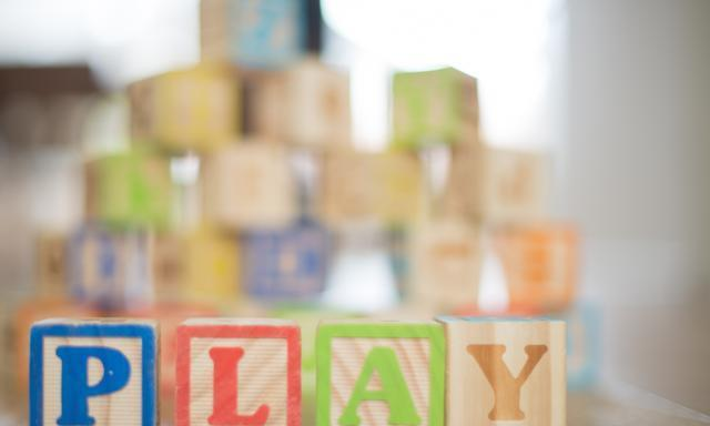 与孩子玩游戏,是另一种交流方式,更容易让孩子听话
