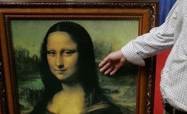 世界奇才,绘画天才:达·芬奇