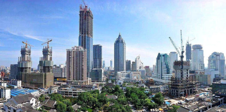 江苏最适合生活的城市,不是南京也不是苏州,是你的家乡吗?