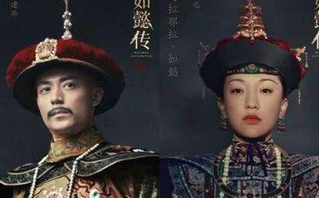 从乾隆后妃画像,看《步步惊心》《如懿传》,谁才是合格清宫剧?