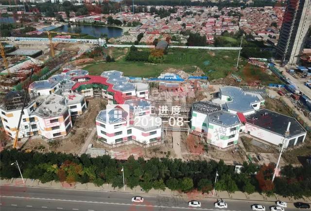 你最关心的是校园工程的进展!沧州市部分新建学校工程关闭。