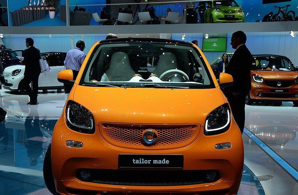 巴博斯smart2是众多车辆品牌中的杰出代表,时尚和精致同时拥有
