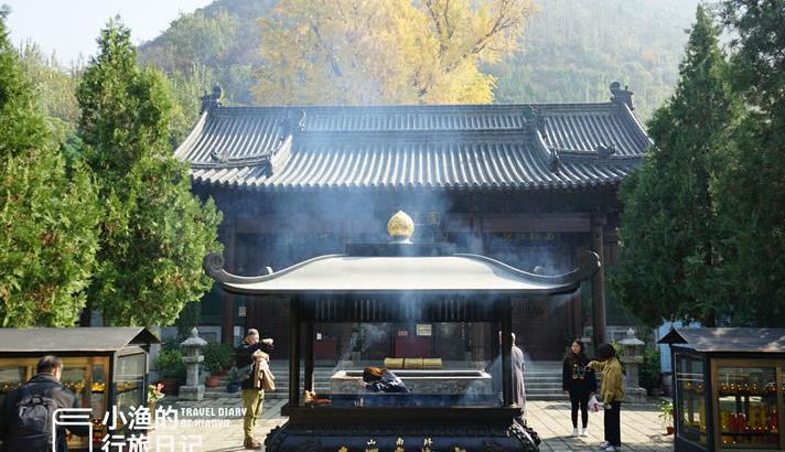 西安网红寺庙秒杀5A景区,排队1小时,游览10分钟!值吗?