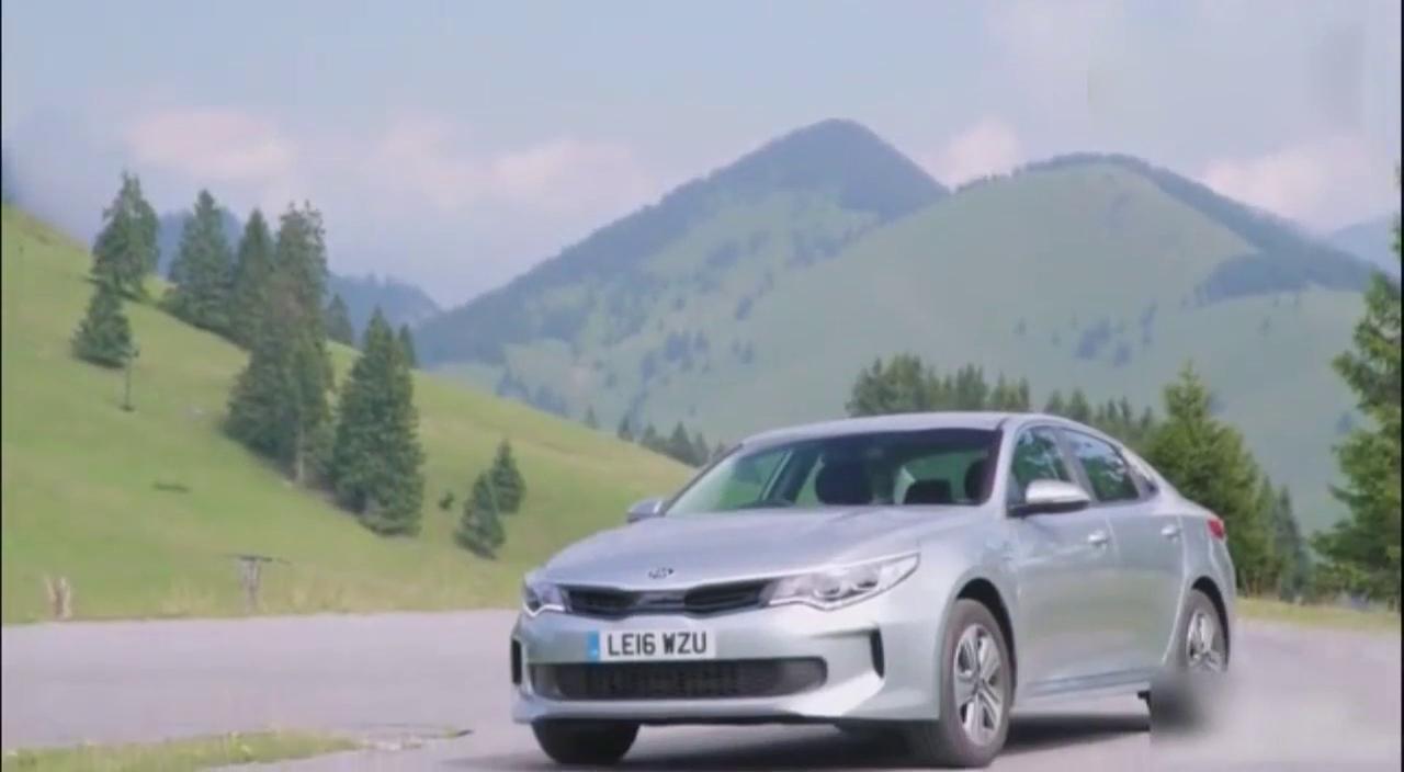 视频:节能环保小助手,全新起亚K5插电混动全面展示