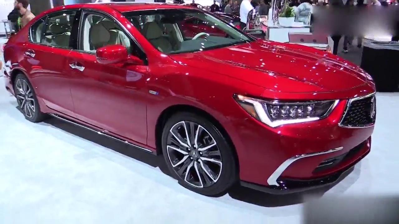 视频:2018款讴歌RLXSport Hybrid SH-AWD 重新诠释豪华运动轿车