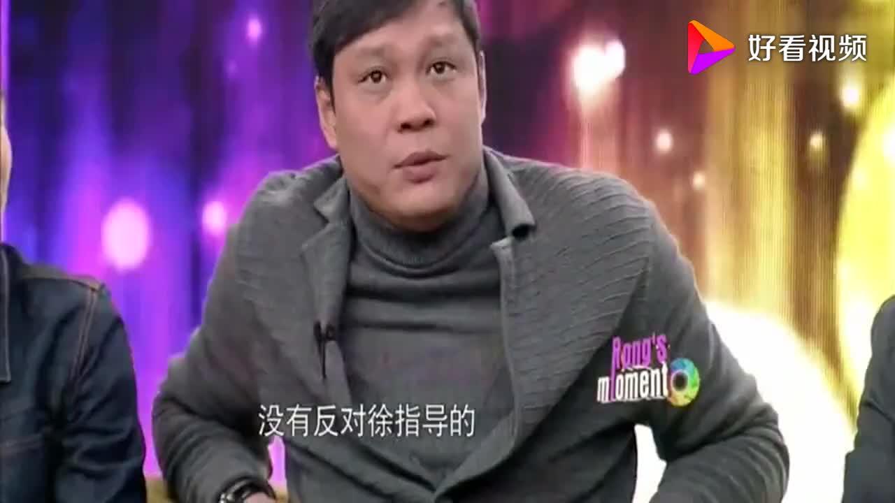 范志毅带头抗议徐根宝徐根宝直言别人不敢带啊