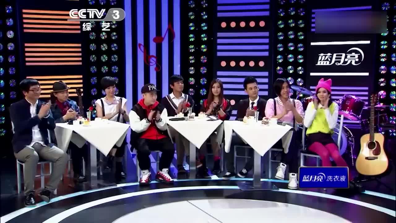 中国好歌曲蔡健雅认为音乐和食物一样重要她的人生缺一不可
