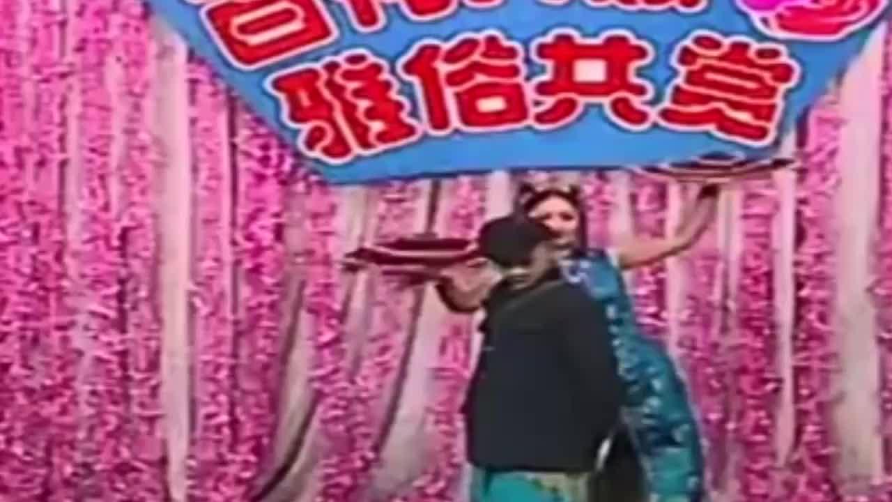 二人转歌曲《月牙小夜曲》王金龙演唱模仿师傅赵本山搞笑十足