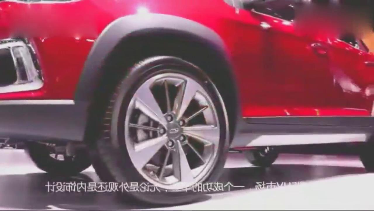 视频:奇瑞瑞虎3X,这款车太走心了!内饰设计独特,十分个性!