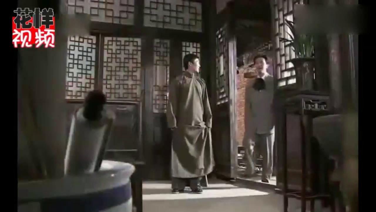 葛存壮饰演的齐白石不但神似而且形似,老艺术家演技不是白给的!