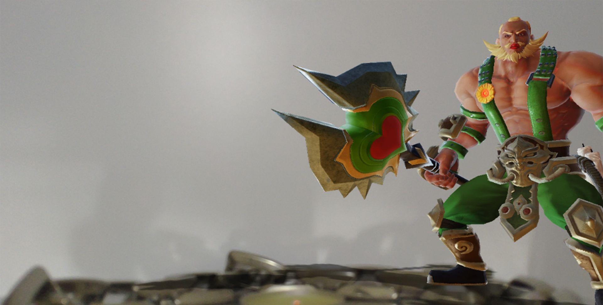 王者荣耀:小绿程咬金!关键4个步骤!玩转王者峡谷