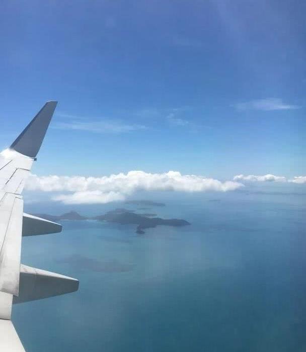 去国外圣灵群岛,体验白天堂海滩无死角的美!