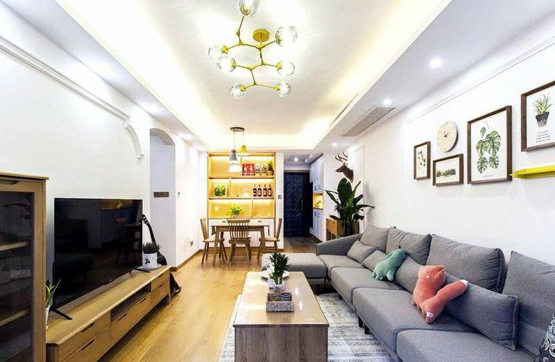 美式潮流一组装修图,房子的设计充满活力,高品质