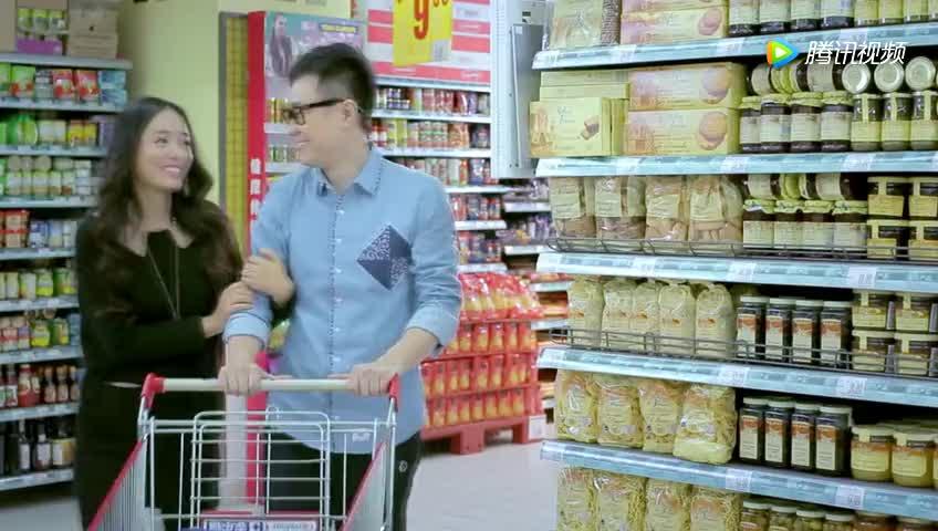 屌丝男士去超市有这样试东西质量的吗