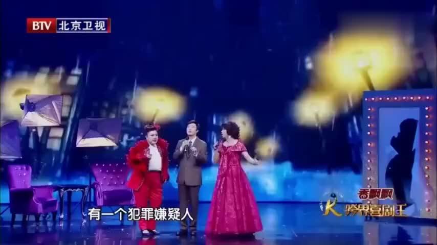 跨界喜剧王费玉清没有中枪这次换成周杰躺枪