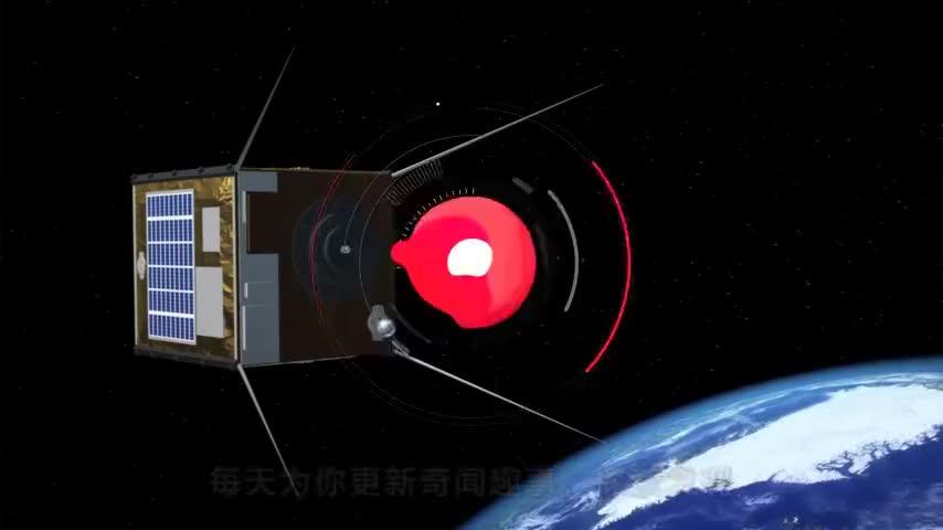日本一公司采用卫星模拟流星雨也可以私人定制了效果十分惊艳