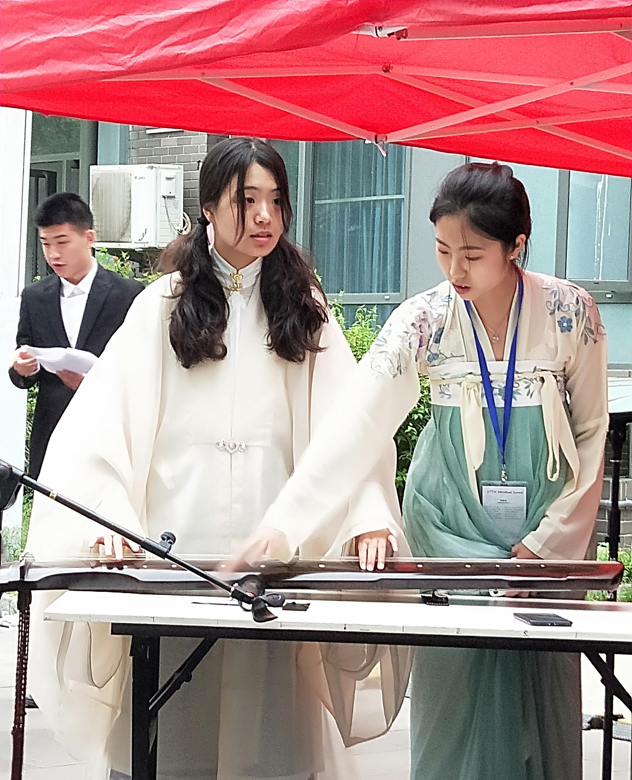 北京外国语大学2019年留学生嘉年华活动掠影
