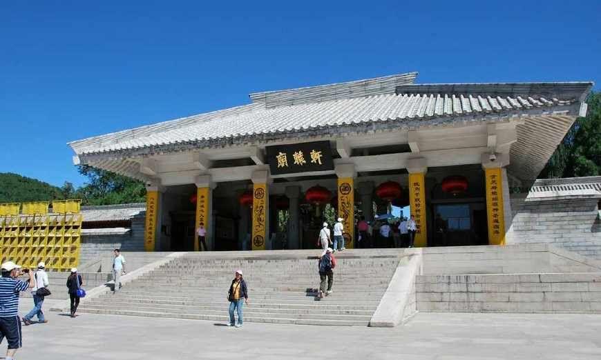 悠久的陕西文化传承五千年的文明
