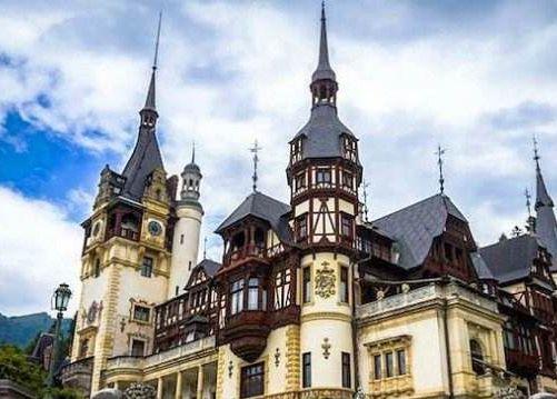 罗马尼亚:宛如璀璨的明珠散落在地球的每一个角落