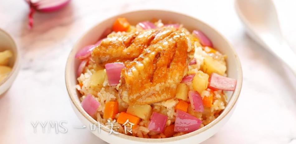 懒人减肥米饭煮法,饭菜一锅端,有肉有菜,吃两碗也不胖,太香了