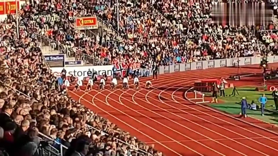 精彩回顾:科尔曼9.85s!谢震业10.01s!2019奥斯陆钻石联赛!