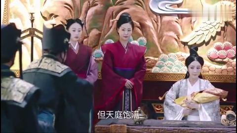 曼陀刚成为唐国公太夫人就忍不住要报复丽华和伽罗