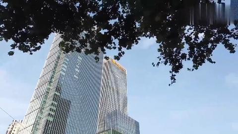 实拍上海中心市区静安区这里的繁华超出你的想象