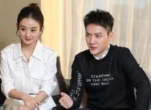 邓伦冯绍峰看上同一个剧本,为争男主,冯绍峰利用赵丽颖人脉