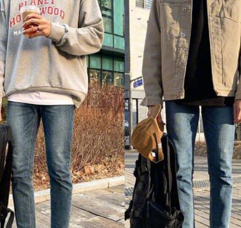 春日出门这样搭配牛仔裤,不仅显瘦还显腿长
