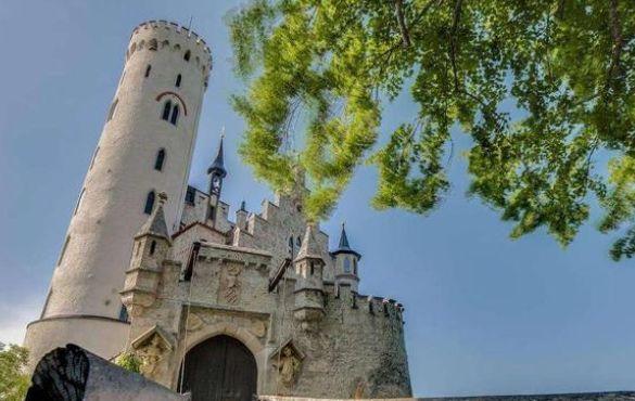利希滕斯坦城堡——世界上最危险的建筑之一