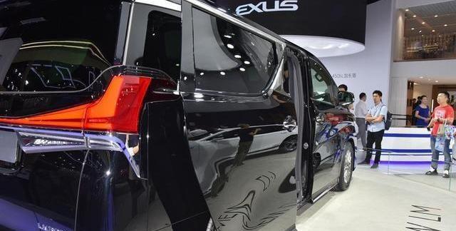 什么?雷克萨斯LM300h港口报价218万,网友:这么嚣张吗?