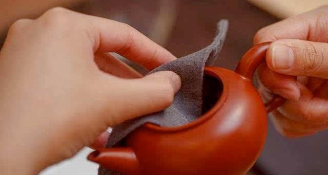 简单实用的紫砂壶开壶养壶方法