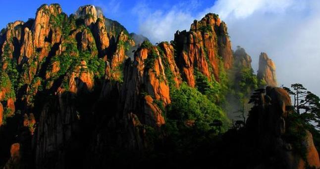 江西一座壮美的仙山,名气不大,游客喜爱度不输庐山