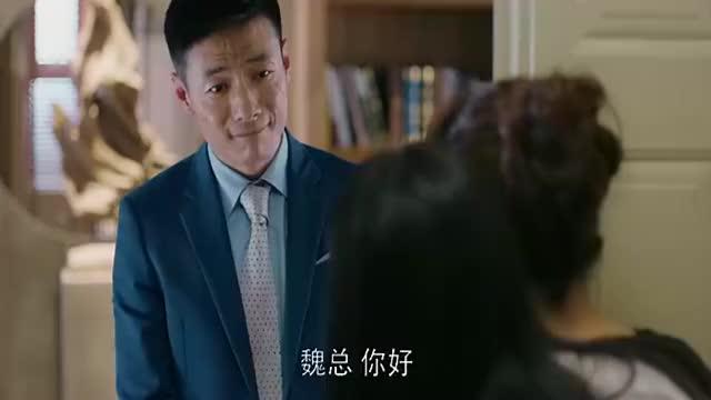 欢乐颂:樊胜美见安迪去私人山庄穿太随便,不禁调侃