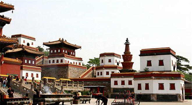 """河北的美之外八庙之普宁寺,被誉为""""佛教的宫殿""""!"""
