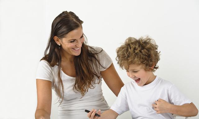 家长鼓励孩子换位思考
