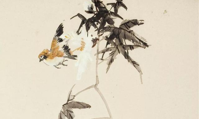 进入白宫的第一幅中国画,你知道作者是谁吗?