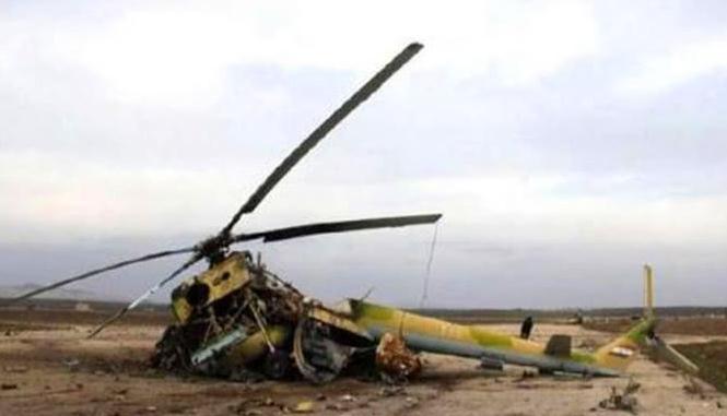 俄军机在叙领空意外爆炸,地面俄战车被纵火点燃,阿萨德下令严查
