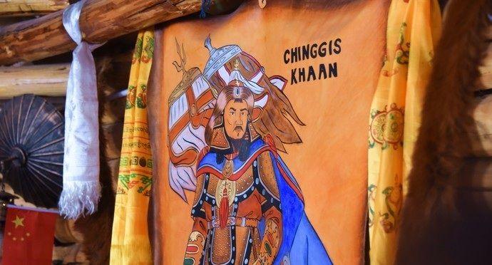 图瓦人村落,图瓦人是我国一支古老的民族,以游牧、狩猎为生