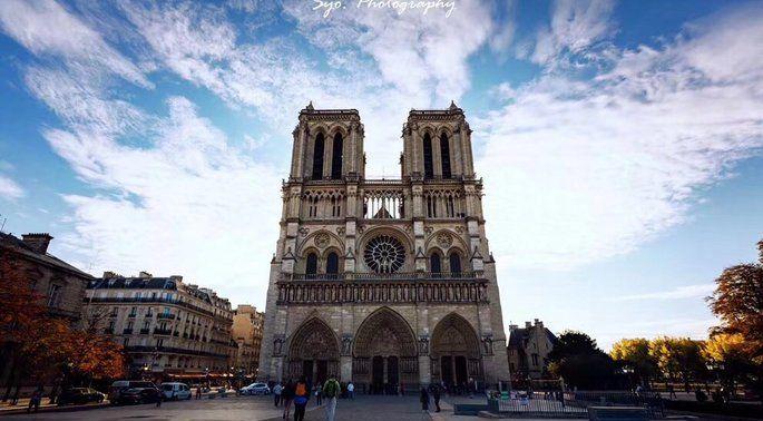巴黎圣母院,反映了人们对美好生活的追求与向往