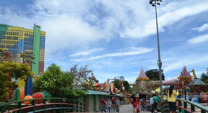 云顶高原也被叫做云顶世界,是当地最著名的旅游景点