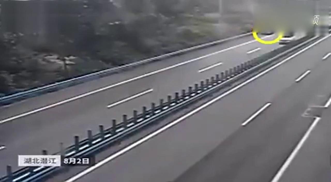 视频:比亚迪元开到一半没油了,看他是如何解决的