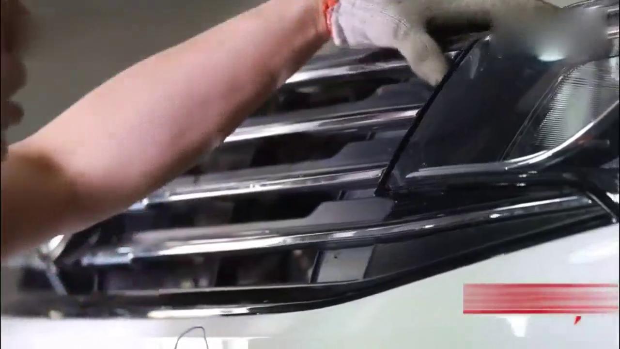 视频:拆开全新景逸S50看看国产车做工到底怎么样
