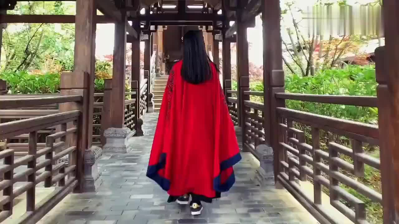 探秘西南最大的影视城贵州都匀秦汉影视城