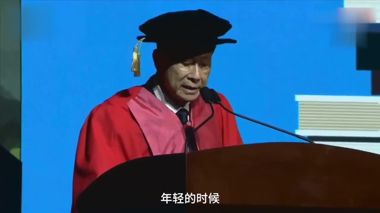 李嘉诚毕业告别演讲我们要为汕头大学鼓掌
