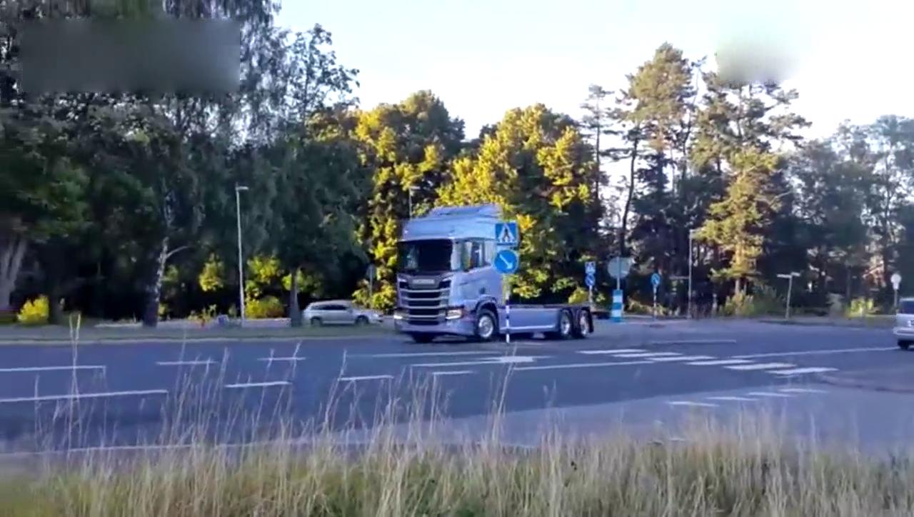 欧洲卡车模拟2:470卡车斯堪尼亚双教程货柜送visualc++马力图片