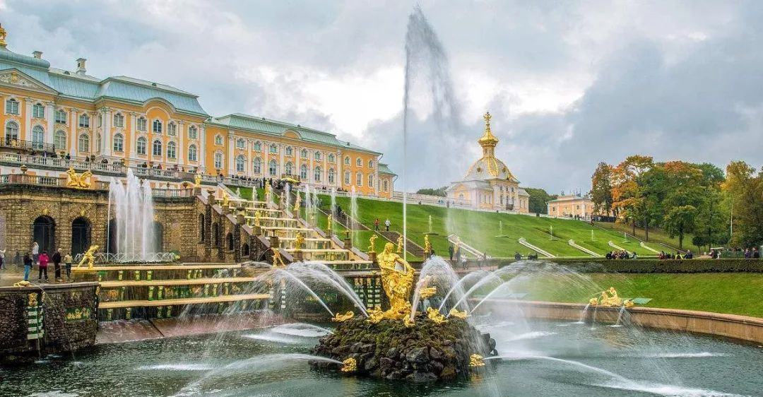 世界顶级宫殿级建筑——凡尔赛宫,可以这很强势