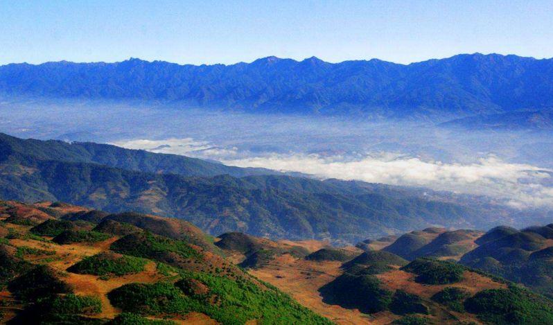 高黎贡山国家级自然保护区:跨越五个纬度带,云南八大名花的故乡